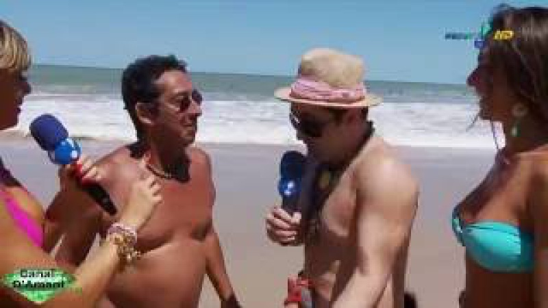 Brazil - Nudism in Beach 14