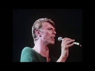 David Bowie - Blackout (Live, Dallas 1978)