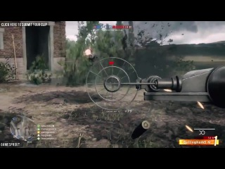 Battlefield 1 - Random Moments #1 (Zepplin Gone Mad, Flying Soldiers!)