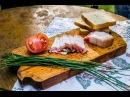 Сало в рассоле – такого вы еще не пробовали готовит Олег Пахолков