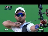 Rio Replay_ Mens Archery Individual Gold Medal Match