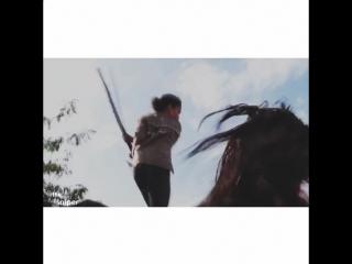 The Walking Dead Vines - Sonequa Martin-Green x Sasha Williams || The Real Slim Shady