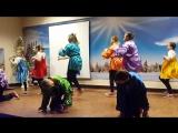 Три парня на деревне- студия спортивного танца Твист в ЗГ