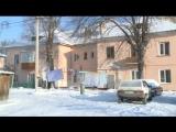 В доме на Новотамбовской из кладки выпадают кирпичи