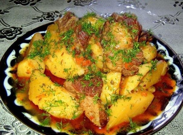 Каурдак по-узбекски рецепт