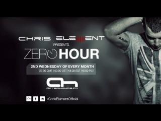 Chris Element - Zero Hour 012 (R.E.L.O.A.D. Producer Guestmix) on AH. FM (12-10-2016). [Trance-Epocha]