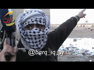 Племенные повстанцы Фаллуджи - январь 2014. Первые дни восстания против правительства сектанта Малики