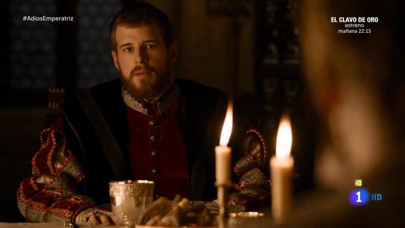 Карл, король и император / Император Карлос / Император Карл / Carlos, Rey Emperador (2015) 12 серия субтитры