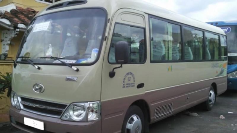 Cho thuê xe du lịch từ 4 chỗ đến 45 chỗ tại Việt Nam Litchee Travel
