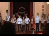 1 отделение ФРАГМЕНТ 1 Программа  юбилейного концерта в честь 5-летия детского ансамбля народной и казачьей песни СЛОБОДКА