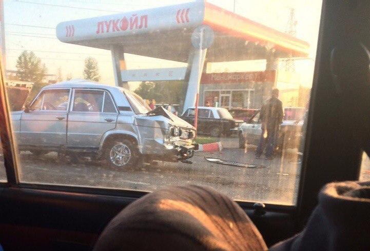 ВДТП наКрасноярском тракте вОмске погибла женщина