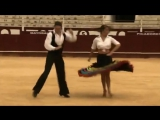 Пасодобль (Испанский народный танец)