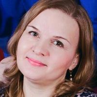 Анкета Кристина Гусева