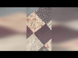 Вера Голубева, Старинное лоскутное шитье