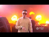 Mad World &amp Bomb A drop &amp Propaganda Hardwell Mashup Ultra Miami (2016)