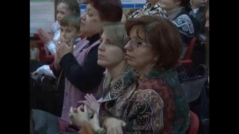 Церемония награждения победителей и призеров Эрудит 2016