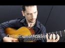 Chopin Nocturne No 20 Op Posth for classical guitar arranged and performed by Emre Sabuncuoglu