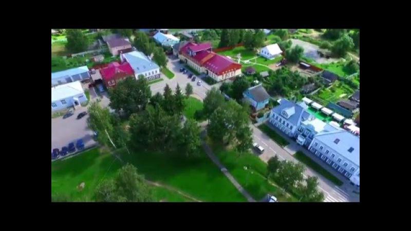 Вятское – самое красивое село России! С высоты птичьего полета!