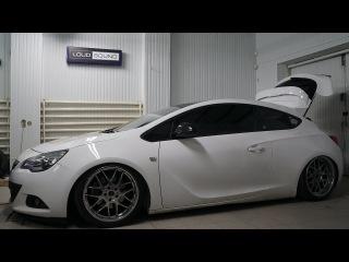 Пневмо-Турбо-Громко-Опель :) Opel Astra J