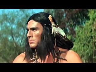Лучшие Фильмы про индейцев  Вестерны Чингачгук большой змей 1967