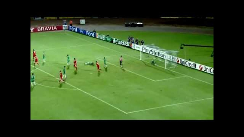 ЛЧ-2009\10. Группа А. Маккаби Хайфа - Бавария - 0:3