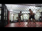 BOMAC 2 Michael Roberts v Mike Perry MMA