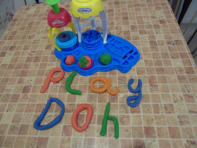 Как сделать пластилин Плей до PLAY DOH в домашних условиях ПОШАГОВО