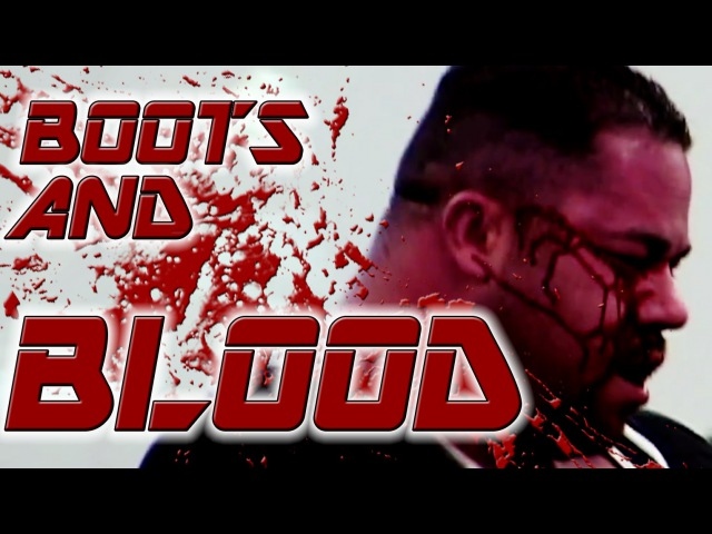 Powerlifting Motivation BOOTS AND BLOOD StaneTMI