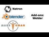 Blender 2.78 Addons Welder