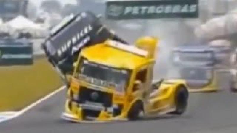 NEW Motorsport Crash Compilation - Best of Truck Racing Cup Track Nascar Gp2 Indycar F1