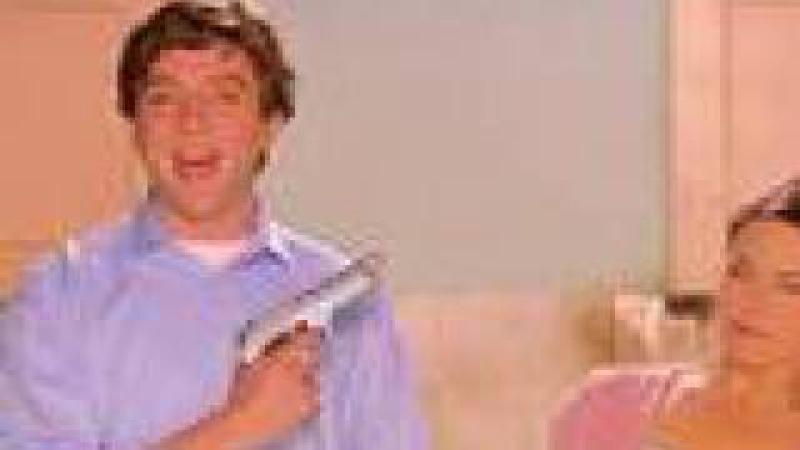 Kitchen Gun - The Peter Serafinowicz Show - BBC Two