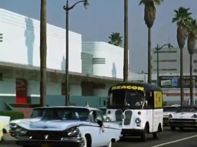 60S Sunset blvd Los Angeles · coub, коуб