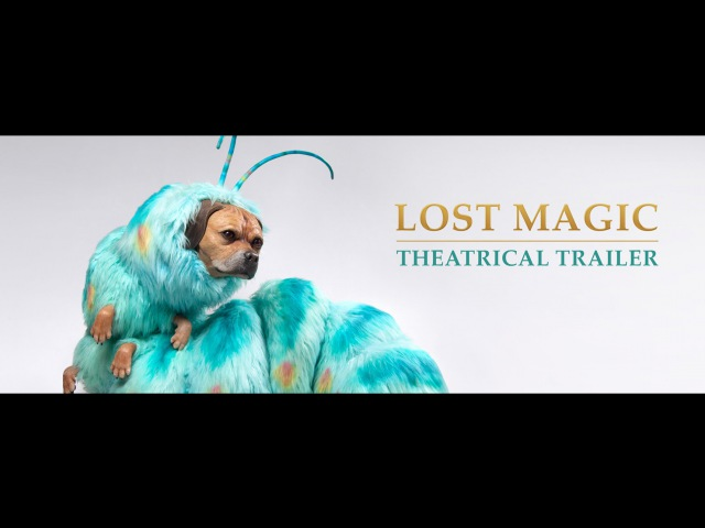 "Jim McKenzie - ""Lost Magic"" Theatrical Trailer (Nick Drake - Made to Love Magic)"