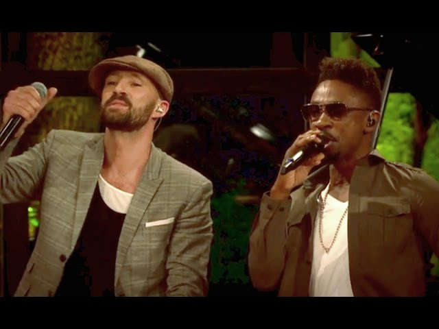 Gentleman - To The Top (MTV unplugged) ft. Christopher Martin