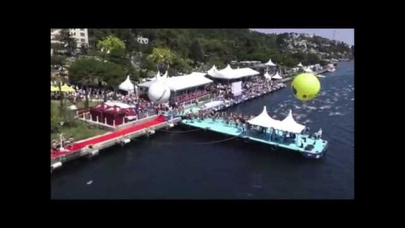 Заплыв через Босфор 2016 или 28th Samsung Bosphorus Cross Continental Swimming Race