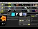 Resolume Avenue Ableton Live MIDI Sync