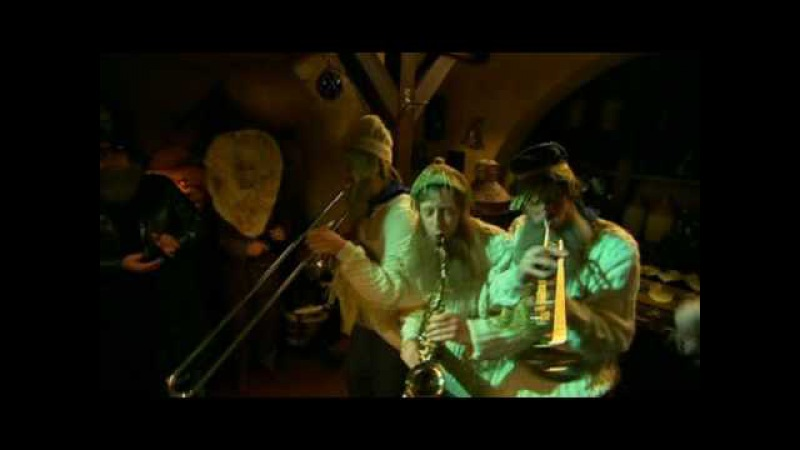 The Mighty Boosh Sea Funk song