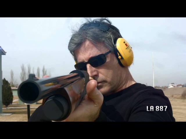Uzkon LA887 12 Gauge Lever Action Shotgun FIRST LOOK!