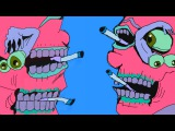 Perforated Cerebral Party - ASSSA - animation by Dax Norman somatik
