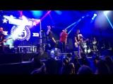 Тараканы! feat. Иван Глобин (Тени Свободы) - Поезд в сторону Арбатской @Доброфест
