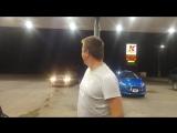 Toyota 4Runner проголодалась :)