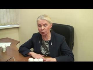 Нина Георгиевна Байкулова о новом продукте Ресвератрол-ПептоРоЗ (1)