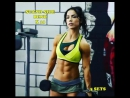 Andreia Brazier - Video instagrama Brazilian fitness athlete, four-time world champion WFBB №4