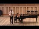 Andrey Gilyarov P M Dubois Concerto Divination Sonata IIIp