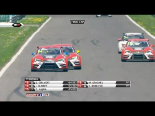 TCR International Series Rd-03 Spa (Race 2) 2016