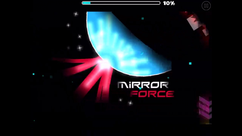 Mirror force (demon) by Dudex