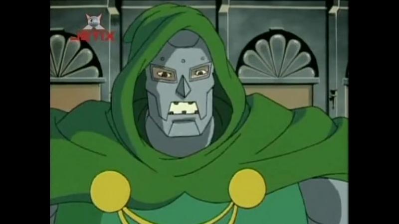 Человек паук 1994 года Сезон 5 Серия 11 Дум