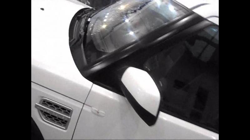 Абразивная полировка LAND ROVER!Нанесение защиты на кузов Ceramic Pro Light!