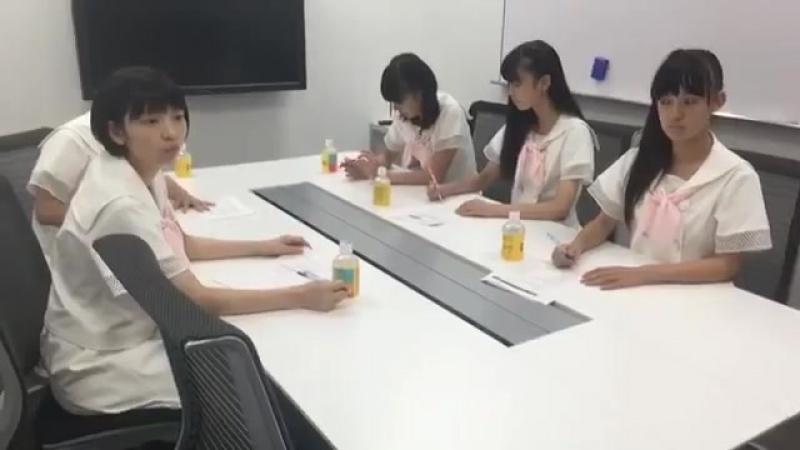 【桜エビ〜ず】の愉快でhumhumhum♪な SHOWROOM 15 反省会 (16-8-10)