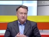 Виктор Бабарикин, главный дирижер Президентского оркестра РБ на СТВ